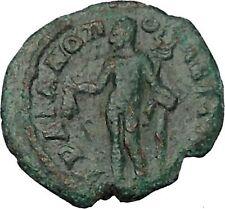CARACALLA  Marcianopolis Moesia RARE Ancient Roman Coin Messenger of gods i47930