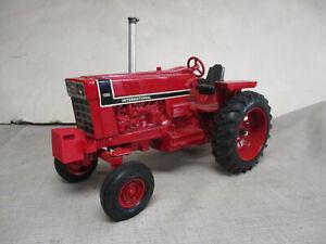 Custom International Harvester 1066 Black Stripe Toy Tractor, 1/16 Scale