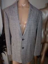 Two Button Linen Check Suits & Tailoring Blazers for Men