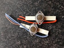 Creda T622CW tumble dryer rear thermostats