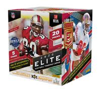 2020 Panini Elite Football NFL One Hobby Box Random Team Break #2 ****READ**