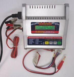 FUSION LX60B PRO ELYSIUM AC/DC Multi charger 12-15v or 240volt inputs good cond