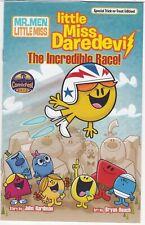 Little Miss Daredevil & The Incredible Race Halloween Comicfest 2012 mini-comic