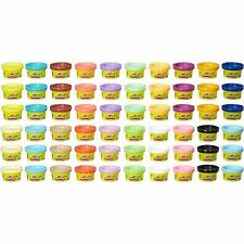 Play-Doh 60th Anniversary Celebration 60 Pack- Holiday Gifts