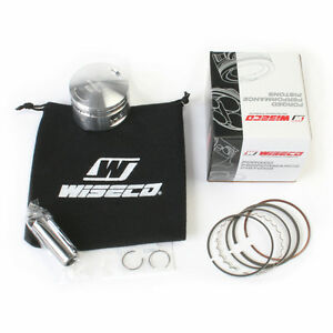 Wiseco Piston Kit Yamaha TTR250 TTR 250 73.50mm .50mm Bore 99-06 10.5:1 comp.