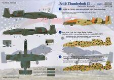 Imprimir escala 1/48 Fairchild A-10 Thunderbolt II parte 1 # 48072