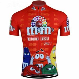 M&Ms Funny Cycling Jersey