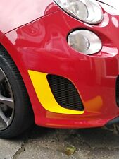 Abarth 500 595 Bumper Vent Decals Choice Of Colours