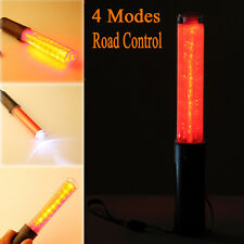 11 LED Traffic Safety 4 Mode Light Baton Warning Light Magnet Wand Road Control
