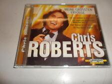 CD  Chris Roberts  – Meine Größten Erfolge