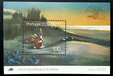 Portugal Nature Preservation Protection 1985 Rabbit Pet Animal (miniature) Mnh