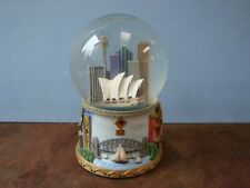 "4-1/2"" Australia Musical Snow Globe-Joan Pilallis by San Francisco Music Box Co."