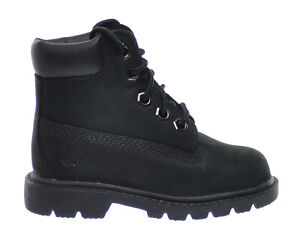 Timberland Classic Baby Toddlers Waterproof Boots Black 10810
