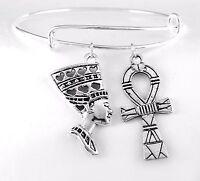 Egyptian Bracelet Ankh Bracelet Egyptian Cross with ankh Egyptian best gift