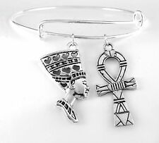 Egyptian Bracelet Ankh Bracelet Egyptian Cross with ankh Egyptian best gift