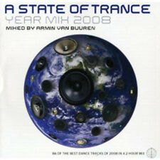 Armin Van Buuren : A State of Trance Year Mix 2008 CD 2 discs (2008) ***NEW***