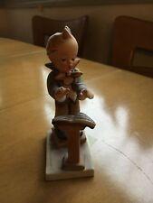 Vintage Hummel Figurine - Band Leader :Hummel Band - Tmk3 -