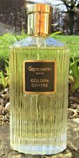 GROSSMITH LONDON GOLDEN CHYPRE 100ML EDP SPRAY USED ONCE PLEASE SEE PHOTO'S