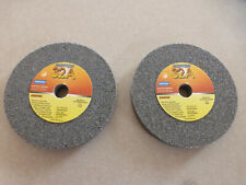Grinding Wheel 4 X 12 X12 Norton 6624352984532a46 Kvbe Package Of 2