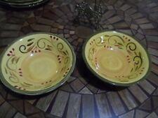 Home Trends ITALIAN VILLA  Bowl set of 2,