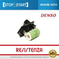 RESISTENZA ALFA ROMEO MITO FIAT BRAVO T.T. SENZA ARIA CONDIZIONATA OE 51890981