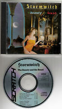 "STORMWITCH original CD ""The beauty and the beast"" 1987 on Scratch"