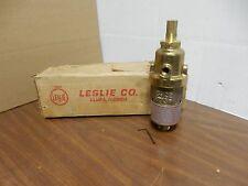 LESLIE CALIBRATED FLOW VALVE 4820-01-221-0025 WATER LOADER U008879206