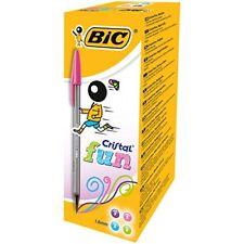 Bic 895793 Penna a sfera Cristal Large 1.6 mm Confezione da 20