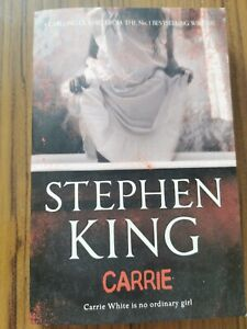 Carrie by Stephen King (Paperback, 2011)