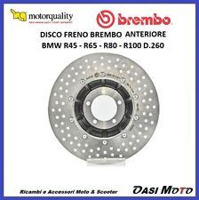 Disco freno Brembo anteriore flottante 78b36 BMW R65 GS 650 1991 1992