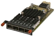 NEW Dell Quad Port SFP+ 10GbE 0PHP6J PC8100-10GSFP-R PowerConnect 8100 MXL 10GB