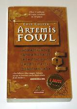 Artemis Fowl - Eoin Colfer - Mondadori I Miti - 2001 prima edizione