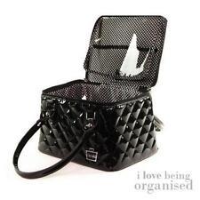 Black Stylish Makeup Cosmetics & Accessories Storage Bag Purse