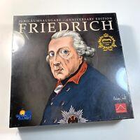 Friedrich Anniversary Edition Board Game Rio Grande Games Histogames Wargame