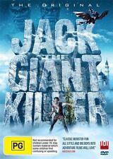 Jack The Giant Killer (DVD, 2014) - Region Free