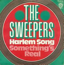 "THE SPAZZATRICI HARLEM SONG DI QUALCOSA REAL 1973 7"" S5706"