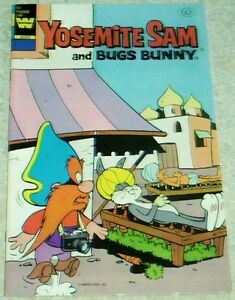 Yosemite Sam and Bugs Bunny 80, NM- (9.2) 1983, 50% off Price Guide!
