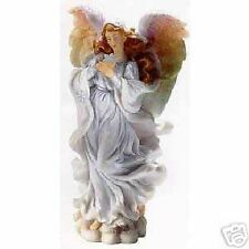 "Seraphim Classic Angel.7 1/2""H.Hand Ptd.Winters Warmth"".""Ariann a"".New"