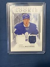 Austin Matthews Artifacts relic rookie /399!