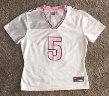 Mujeres Nike NCAA Florida State Seminoles #5 jameis Winston Jersey Talla S