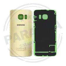 Original Samsung SM-G925F Galaxy S6 Edge - Akkudeckel / Back Cover Gold - NEU