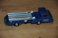 Conrad 1:43 / Mercedes-Benz Renntransporter / The Blue Wonder / Item # CRD01034