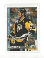 2000-01 Topps/OPC Lemieux Reprints #17 Mario Lemieux Penguins