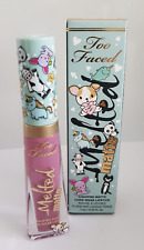 too faced liquified matte long wear lipstick 7ml melted clover