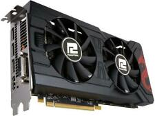 PowerColor AXRX 570 RX-570 4GBD5-3DHD/OC Red Dragon Radeon PCIe Graphic Cards