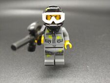 Lego Minifigure Collectable Paintball Player Series 10