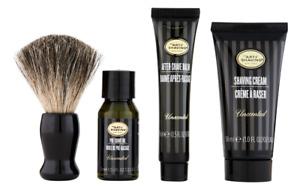 The Art Of Shaving Starter Kit Unscented - Pre Shave Oil, Shaving Cream  NEW