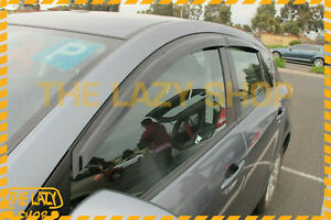 Weathershields, Weather Shields for Mazda 3 BL Hatch 5D 09-13