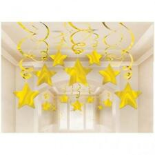 Décorations de fête dorés pour la maison toutes occasions