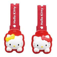PINOCCHIO Hello Kitty Stroller / Cot Clip Red